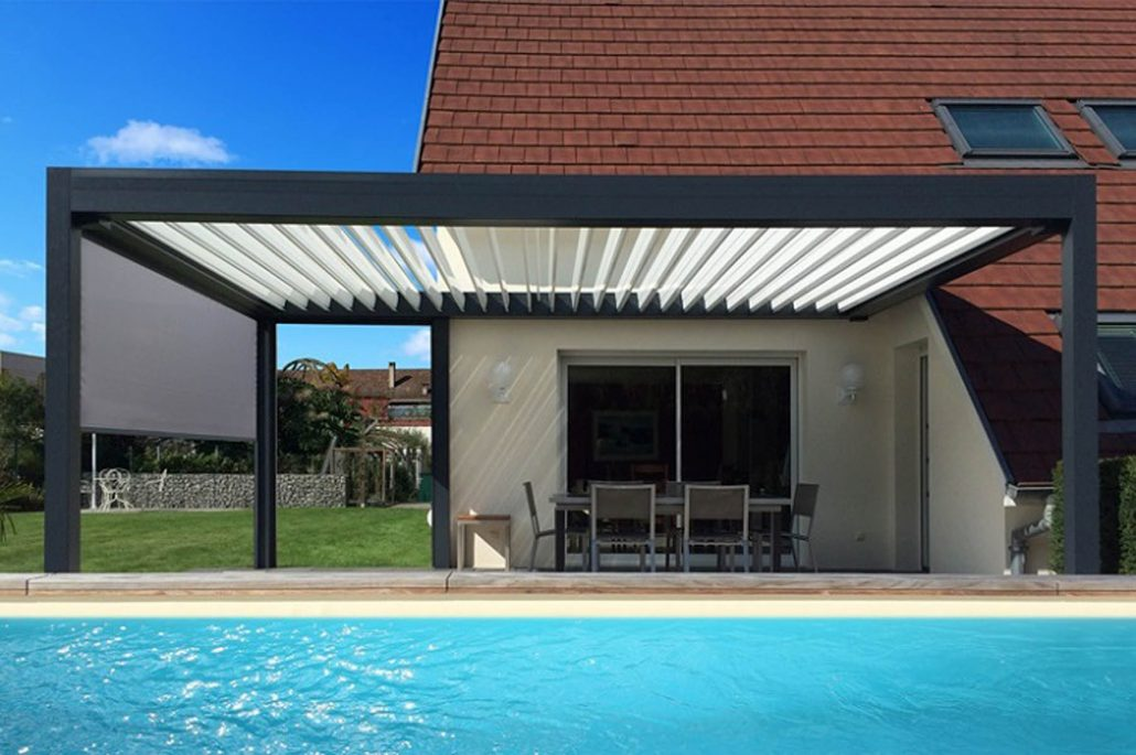pergola en bois et aluminium gen ve et suisse romande. Black Bedroom Furniture Sets. Home Design Ideas