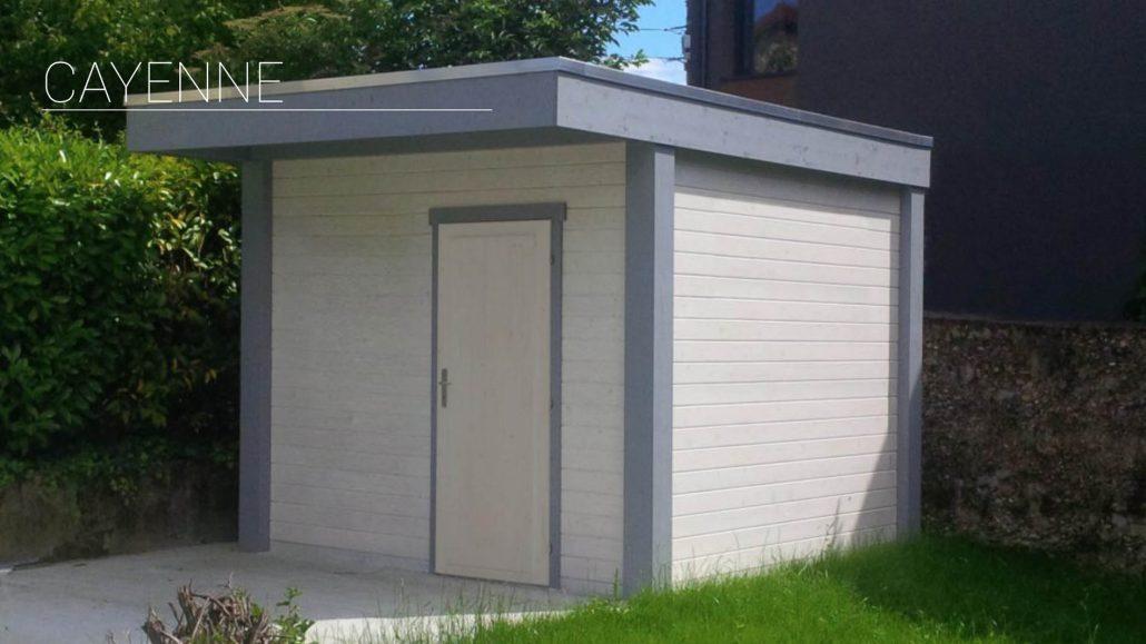cabane de jardin moderne latest cabane jardin moderne. Black Bedroom Furniture Sets. Home Design Ideas
