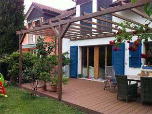 Terrasses En Bois Contemporaine Et Design A Geneve Et Suisse Romande