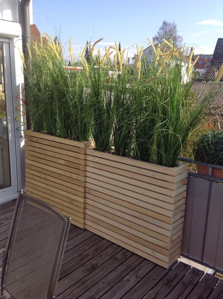 Jardins D Hiver Balcons Amenages Ou Encore Des Murs Vegetaux